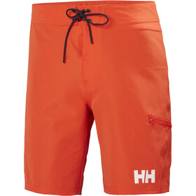 "Helly Hansen HP Board Shorts 9"" Herrer, cherry tomato"